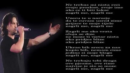 Aca Lukas - Zagrli me - (Audio - Live)