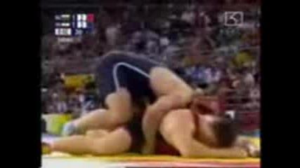 Божидар Бояджиев Приключи Участието Си В Олимпийския Турнир