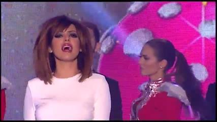 Tanja Savic - Ginisov rekord - GNV - (TV Grand 01.01.2015.)