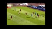 Цска - Левски 1-0 Обзор мача 20.19.2012
