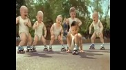 Michael Jackson babies dancing