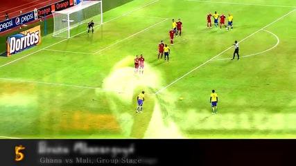 Can 2012 - Top 10 Goals