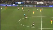 Балотели и Робиньо танцуват ;д / Милан 2:0 Барселона