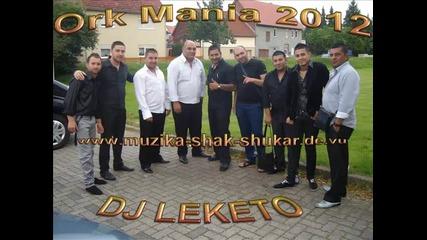 Ork Mania Sasho Jokera Dancho Iliev & Slavka Mix Tallava Live 2012 Dj Leketo