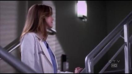 Анатомията на Грей сезон 3 епизод 5