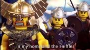Зевс срещу Тор (рап-битка)