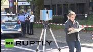 Germany: Berlin police shoot dead knife-wielding assailant