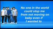 One Direction - Nobody compares
