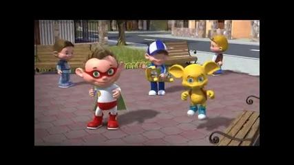 Реклама на Сачи за деца