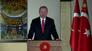 Turkey: Erdogan announces re-opening of Hagia Sophia as mosque on July 24