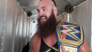 Braun Strowman takes in his Universal Title win at WrestleMania: WWE.com Exclusive, April 4, 2020