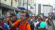 Sofia Gay Pride 2010. 26.06.10 Hd part 1