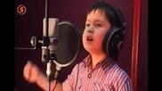 Страхотен 4-годишен талант- Chaki-chaki Boroni Bahor - Tajikistan ( Иван Иванов - Вярвай ми