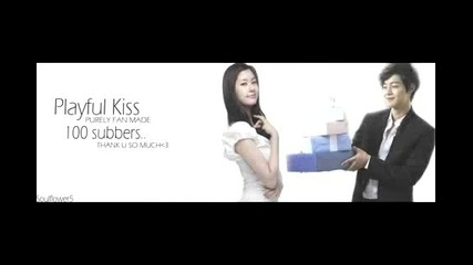 100 Subbers Hate That I Love You Playful Kiss Mv5 Purely Fan Made