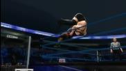 Wwe '13 - Как да счупим ринга/барикадата !
