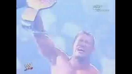Ето kak Randy orton става за пръв път световен шампион