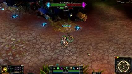 Mythic Cassiopeia League of Legends Skin Spotlight