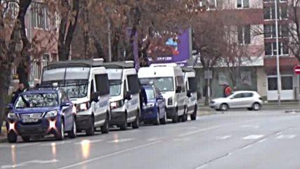 Полиция и жандармерия на главен път Е-79