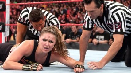 Ронда Раузи отговаря на предателтсвото на Бела: WWE