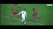 Кристиано Роналдо срещу Неймар Jr - чиста лудост (Страхотни футболни умения) 2015 HD