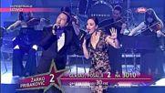 Jelena Tomasevic i Hari Mata Hari - Nema ljubavi (pink tv - uzivo) 2016