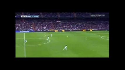Сезон 2013-2014 Примера 11 Кръг Реал М - Севиля 7-3 Целия Мач