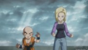 Dragon Ball Super 84 - Goku The Talented Scout: Recruit Krillin and Android 18