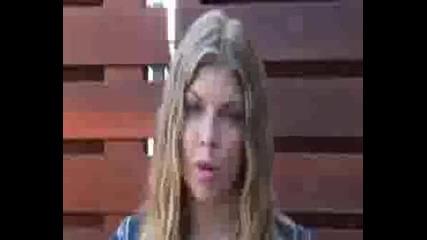 Fergie ;