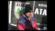 Акция за раздаване на безплатен чай - Нмо Атака - Варна - 01.02.2012 година
