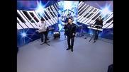 Шако Полумента - Дай ми още малко време + Превод - (live) (tvdmsat 2008)