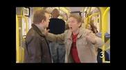 Kesslers Kniggе - 10 неща които да не правите ако се качи контрола в метрото