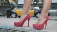High Heels to Blame for Rise in Agonising Foot Condition