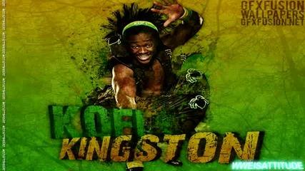 Kofi Kingston 2008-2011 Theme Song ''s.o.s'' Full *hd*