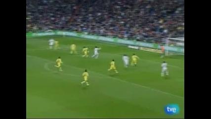"""Хеттрик на Кристиано Роналдо и 4:2 за """"Реал"""" (Мадрид) срещу """"Виляреал"""""""