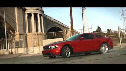 All New 2010 Ford Mustang