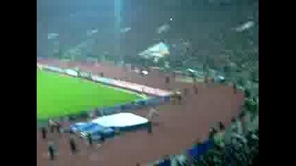 Левски - Барселона