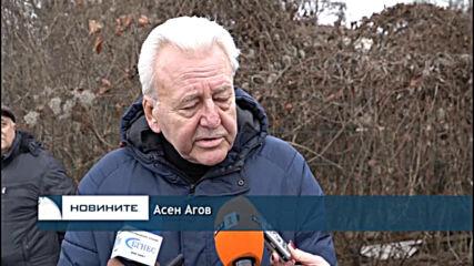 """Протест под надслов """"Свобода за Навални"""" се проведе пред руското посолство"""