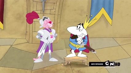 Pink Panther and Pals - 111 - Knights in Pink Armor; Grampy's Visit; Itching to Be Pink [720p][c-w]