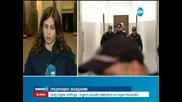 Съдът 3 часа заседава по делото на Румяна Ченалова