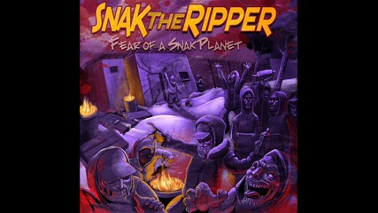 Snak the ripper - The Mirror [album Released 31 December 2010]