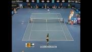 Nadal - Federer, Australian Open 2009 Final Highlights part 2/2