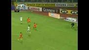 Ivory Coast Vs. Egypt Acn 2008 Semi Final
