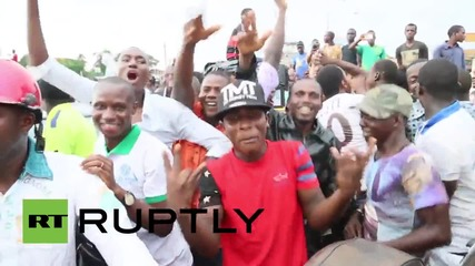 Guinea: Exiled ex-junta leader returns for presidential campaign
