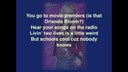 Hannah Montana - The Best Of Both Worlds Lyrics+bg subs