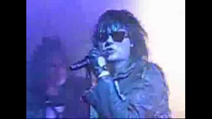 The 69 Eyes - Brandon Lee(live Munich.18.02.2009)