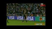 3.7.2010 Германия - Аржентина 4 - 0 Световно първенство по футбол 1/4 финал