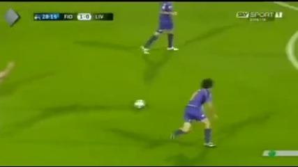 Fiorentina - Liverpool 2 - 0