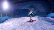Страхотно забавление сърфиране на закрито .. Flow Riding
