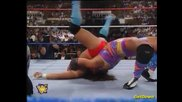 Bodydonnas vs. The New Rockers - Wwf King Of The Ring 1996