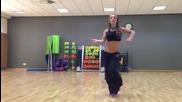 Zumba fitness Choreography by Sandra Radav (cumbia)